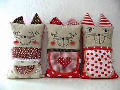 ♥     Dílna Hama    ♥      : Pro milovnice kočiček ......tip na dárek