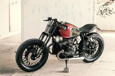 The Roca Project: Unik Edition breaks the old of BMW custom design. - Bike EXIF