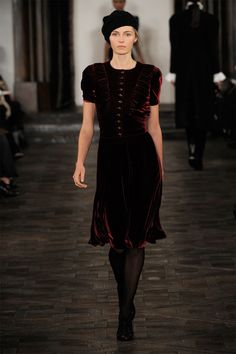 Ralph Lauren Collection Fall 2013