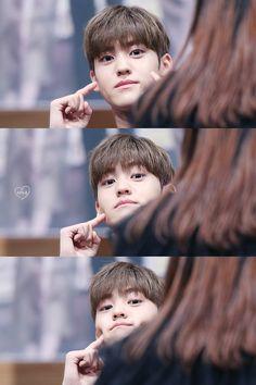 yuvin Music Words, All About Kpop, Fandom, Produce 101, Mingyu, Kpop Boy, Beautiful Boys, Loving U, Seventeen