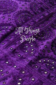 ☛All Things Purple☚ Purple love! Mode Purple, Purple Love, All Things Purple, Purple Lilac, Shades Of Purple, Deep Purple, Red And Blue, Purple Stuff, Pink Lila