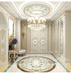 Enhance Your Senses With Luxury Home Decor Floor Design, Ceiling Design, House Design, Luxury Interior Design, Interior Exterior, Luxury Home Decor, Luxury Homes, Luxury Collection Hotels, Plafond Design
