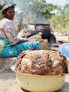 ALAFFIA's Authentic African Black Soap