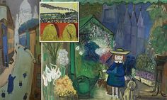 Madeline goes to the museum in new exhibit