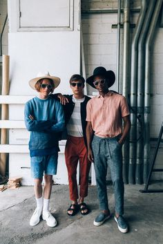 Deadheads Come Out to Play at Matiere Spring 2017 Photos | W Magazine