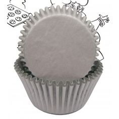Shop online for Golda's Kitchen Baking Cups - Solid - Silver - Mini at Golda's Kitchen; the leading Canadian on-line shopping site for quality bakeware, cookware, and cake decorating supplies. Cake Decorating Supplies, Baking Cups, Cupcake, Tools, Mini, Kitchen, Silver, Gray, Instruments