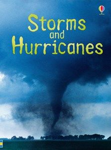 Storms and Hurricanes: What different types of storms are out there? What makes thunder and lightning? What is a hurricane and why does it cause so much damage? In this book, you'll find the answers and lots more fascinating facts. What Makes Thunder, What Is A Hurricane, Windy Weather, Thunder And Lightning, Book People, Book Week, Kids Writing, Learn To Read, Book Collection