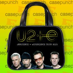 An2-u2 Innocence Experience Tour 2015 Handbag Purse Woman Bag Classic