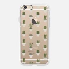 Transparent Cacti & Succulents