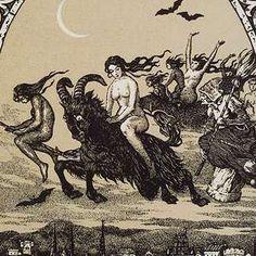 Pura Potencia: brujería, Babalon y sexualidad femenina