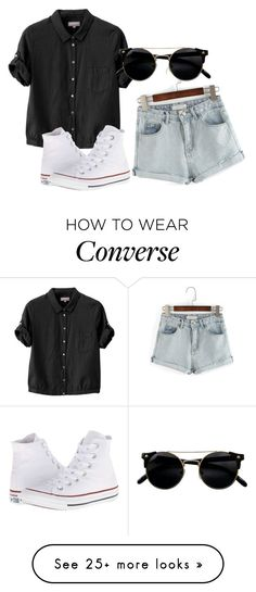 """"" by mariami-princess2013 on Polyvore featuring Margaret Howell and Converse"