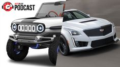 Cadillac CTS-V and Suzuki e-Survivor | Autoblog Podcast #527