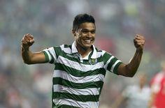 @Sporting Teófilo Gutiérrez #9ine Soccer, Men Casual, Polo, Football, Mens Tops, Ideas, Finals, Champs, Sports