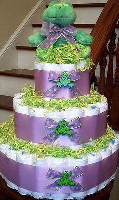 Lavender Frog