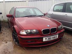 2001 BMW 316 I SE #bmw #onlineauction #carforsale