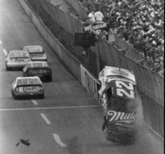 25th anniversary of Bobby Allison's infamous Talladega crash.