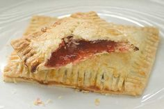 Gluten Free Dairy Free  Pop Tarts Recipe - could be made without eggs using an egg replacer and could use a different filling than that in the recipe, such as homemade strawberry jam made with fresh strawberries and chia seeds
