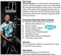 Get your career started today!! Contact me Robert J. Jammer ASAP to sign up..... I'm giving $10 off this month!! $19.99 a session #SUCCESS #WhereProductionNeverStops