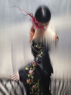 """Isabella Blow: fashion galore!"" - photos by Nick Knight"