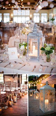 Ideas para decorar tu boda con velas