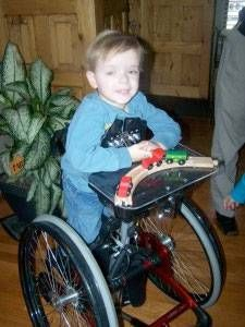'At eight months, my doctor said he would 'absolutely' abort my disabled son' This is a real life story of the parent of a child with spina bifida.