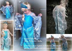 Elsa Frozen Complete PDF Pattern Set for Ice Dress by joy2sew