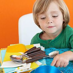 Everyday Toddler Lessons--teach your toddler his/her ABCs, colors, and more while he plays, shops, and tackles tasks.