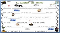 poema de José de Espronceda cancion del pirata. http://infantilcastell.blogspot.com.es/search/label/projecte%20pirates