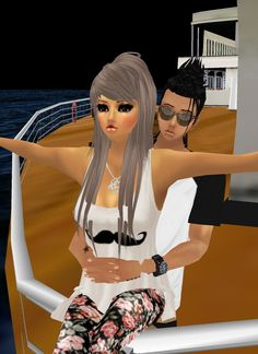 IMVU, the interactive, avatar-based social platform that empowers an emotional chat and self-expression experience with millions of users around the world. Virtual World, Virtual Reality, Social Platform, Imvu, Avatar, Disney Princess, Disney Characters, Cat Breeds, Disney Princes
