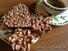 Dolcetti di riso soffiato con cioccolato kinder | Kikakitchen