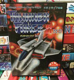 "On instagram by ludlum_vince #segamegadrive #microhobbit (o) http://ift.tt/1RpuhmR up Sega Mega Drive "" Thunder Force 2 . #sega  #メガドライブ  #SegaGenesis  #ThunderForce2 #sega  #メガドライブ  #SegaGenesis  #TecnoSoft  #segacollection #segacollective #Genesis #MegaDrive #16bits  #16bit #retrogames #retroliberty #retrosega #cuzsega #cib #igerssega  #ludlumV"