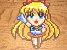 Sailor Venus Bead Sprite by kitzies on Etsy, $15.00