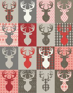 Our best-selling quilt design to date. Fully customizable with thousands of fabric choices.