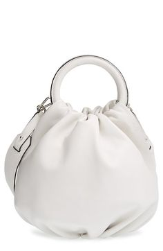 LOEWE 'Small Bounce' Lambskin Shoulder Bag available at #Nordstrom