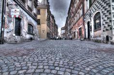 Old town by Łukasz Zagraba on 500px