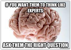 Peter Newbury, un experto en Peer instruction, cuenta su experiencia en asesoramiento a profesores, a quienes ayuda a distinguir buenas de malas preguntas para trabajar en clase con este tipo de metodología. El interés de esta entrada se centra en una anécdota que nos anime a leer de nuevo el post de Raúl