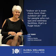 #GWS2016: Liz Terry on Wellness Architecture
