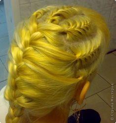 Прическа Плетение Плетение кос Волосы фото 10 braid