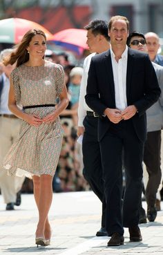 will and kate the duke and duchess   Photo by Keystone Press