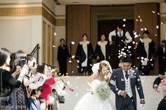 みなとみらいの中心で*アニヴェルセルみなとみらいでの結婚式 |*ウェディングフォト elle pupa blog*
