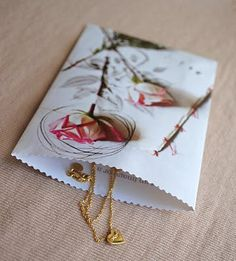 Brown Paper Packages Tied Up With String | make it give it