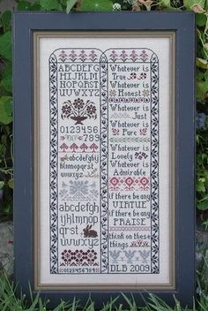 My Big Toe Designs Lord's Prayer - Cross Stitch Pattern. This stunning representation of the Lord's Prayer was stitched on 32 Ct. Cross Stitch Samplers, Cross Stitching, Cross Stitch Designs, Cross Stitch Patterns, Blackwork Patterns, Anchor Threads, Old Rugged Cross, Toe Designs, Needlework Shops