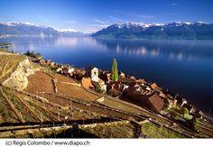 Saint Saphorin, Switzerland