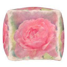 Lovely rose cube pouf #watercolor #flowers #flower #spring #nature #homedecor #betterhome #zazzle #rose #roses #abstract #painting #pillows #duvet #Throw Pillow #Duvet Cover #Phone Case #Rugs #Rug #Showercurtain #laptopsleeve #iphonecover #ipadcase #livingroom #bedroom #roses #iPhone skin #iPod #iPhone case #pillow #clock #laptopskin #iPadcase #diningroom #bedroom #officedecor #home decor #galaxyphonecase #pillow #wallart #artprint #framedartprint #canvasartprint #utart