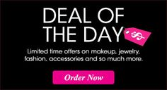 #Avon#Deal of the day.Don't miss out of these amazing day. Contact  www.youravon.com/lauracarlile