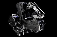 Ducati Diavel Dark Motorcycle