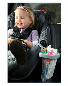 Kiddie Catch-All® - The Perfect Accessory For Your Car, Truck or Minivan! I want 1 for every car I own!!!