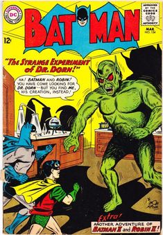 870db00c6 Detective Comics 358. Batman comic, Silver Age books. 1966 DC, VF ...