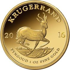 2016 1 oz South African Gold Krugerrand Coin (BU) Listing in the Other,Gold Bullion,Bullion & Bars,Coins & Banknotes Category on eBid United States   150012090   goldankauf-haeger.de
