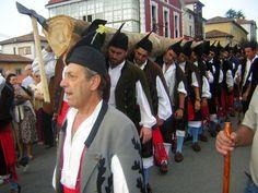 Traje típico de Asturias